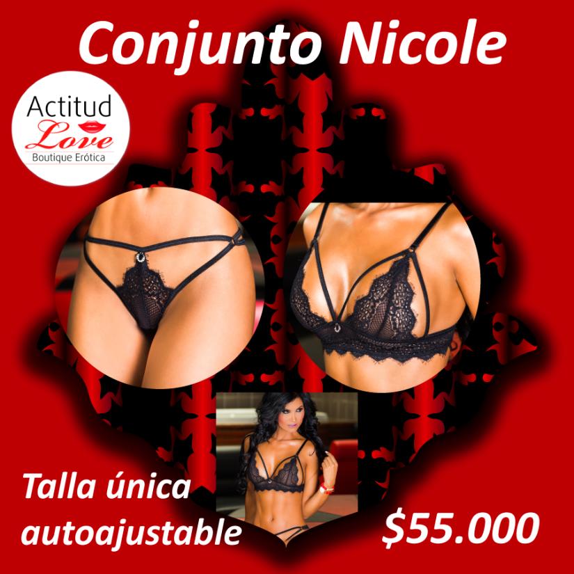 conjunto nicole, tienda erotica en cucuta, sexshop en cucuta, tiendas eroticas en cucuta, sexshop en colombia, tienda erotica en colombia
