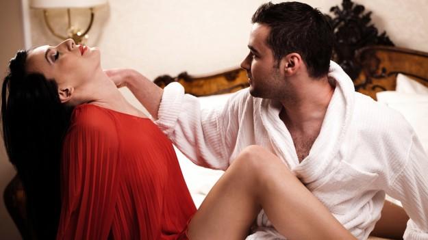 erotismo en pareja