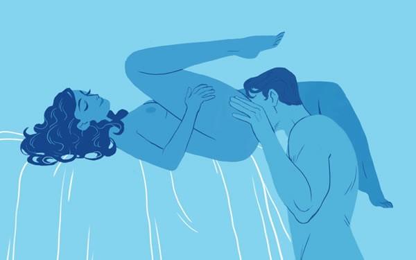 posición sexo oral 2