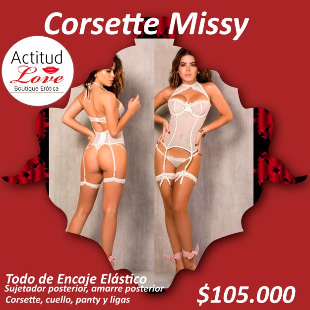 tienda erotica cucuta, sexshop cucuta, tienda erotica colombia, sexshop colombia, corsette missy